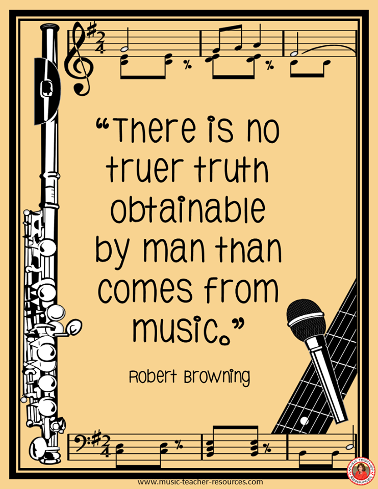 Truest truth is music